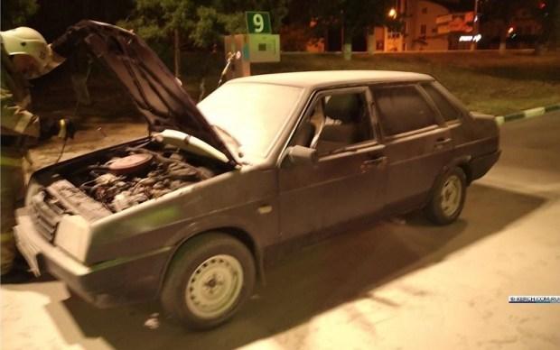 На АЗС в Керчи взорвался автомобиль. Четверо пострадавших госпитализированы