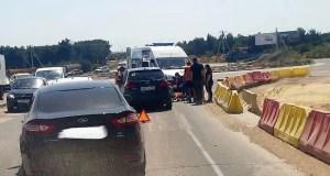 Утреннее ДТП в Севастополе: автоледи сбила подростка-пешехода