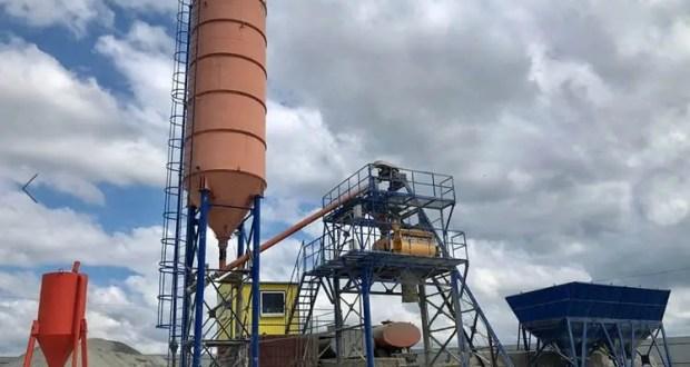 В Симферополе инвестор реализовал проект по строительству асфальтобетонного завода