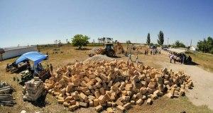 В крымском селе Возрождение строят мечеть