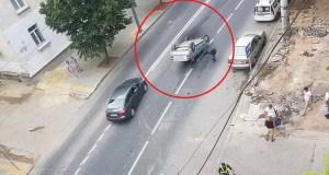 ДТП в Севастополе: утренний «перевертыш»