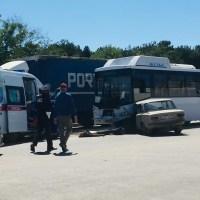 Смертельное ДТП в Севастополе: погиб водитель ВАЗа