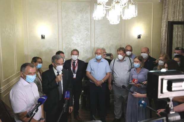 В Крым прибыла делегация европейских политиков