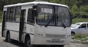 В Симферополе «вернули» автобусный маршрут № 5
