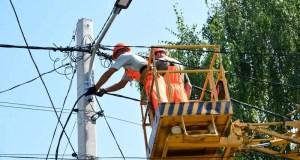 В Симферополе появится 4 тысячи новых ламп уличного освещения