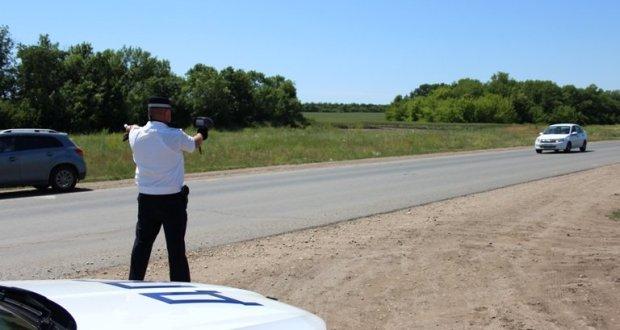 В Севастополе Госавтоинспекция проверит скоростной режим: 17 июня в городе операция «Скорость»