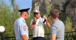 Фото с животными в Крыму? Экологи разъясняют