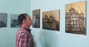В Музее подводной археологии презентуют выставку «Архитектурный путеводитель»