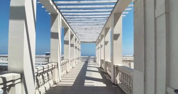 """В Ливадийском дворце-музее открывается смотровая площадка """"Царский солярий"""""""