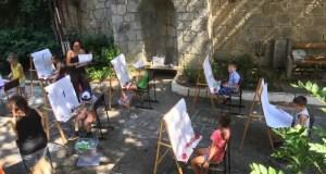 В Ялте открылись детские лагеря