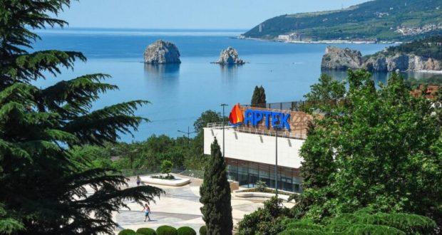 15 июля в «Артеке» стартует первая «крымская» смена