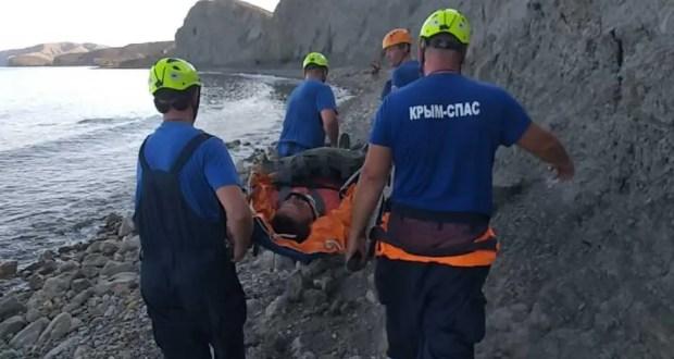 Инцидент в районе Лисьей бухты: с дерева упал мужчина. А всего лишь хотел встретить закат