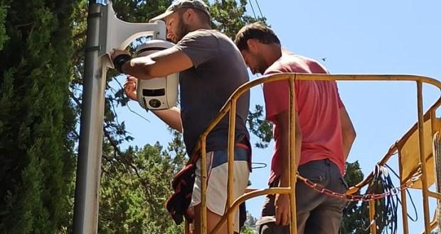 В Симеизе и Гурзуфе устанавливают видеокамеры