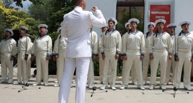 Голосование по поправкам в Конституцию в Севастополе: «застрельщик» - Черноморский флот