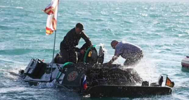 Операция по подъему затонувшей в Керченском проливе бронемашины состоится в понедельник, 27 июля