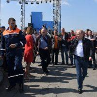 Официально: Владимир Путин 16 июля будет в Керчи