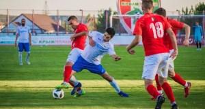 После 19-го тура Премьер-лиги КФС «Евпатория» укрепилась на первом месте. Отрыв от 2-го места – 13 очков