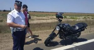 На дорогах Крыма – операция «Мотоциклист»