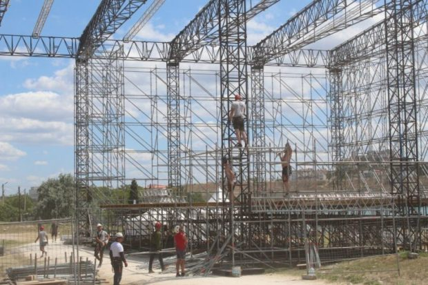 В Севастополе готовятся к IV ежегодному фестивалю «Опера в Херсонесе»
