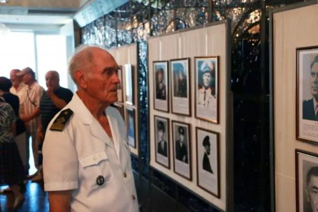 В Севастополе рыбаков наградили правительственными наградами