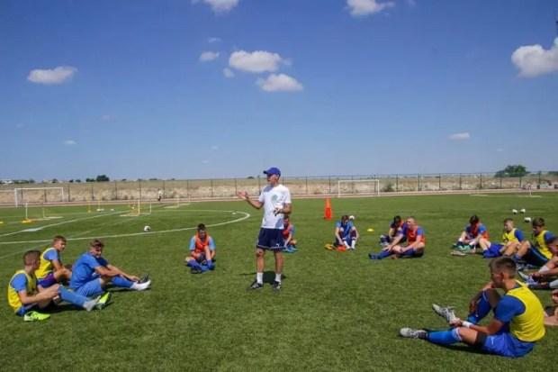 Академия футбола Крыма полностью укомплектована