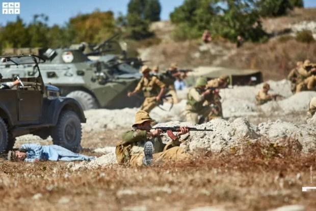 VII Крымский военно-исторический фестиваль состоится в начале сентября