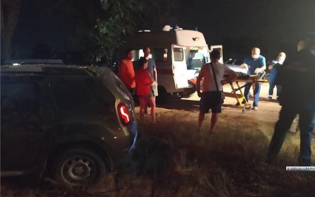 Смертельное ДТП в поселке Багерово, на востоке Крыма. Авто врезалось в дерево, водитель погиб