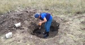 В Ленинском районе Крыма обнаружили 78 боеприпасов