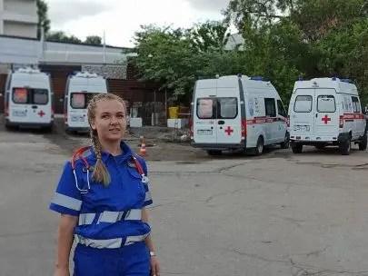 """Медики севастопольской службы """"скорой помощи"""" получили новую форму"""