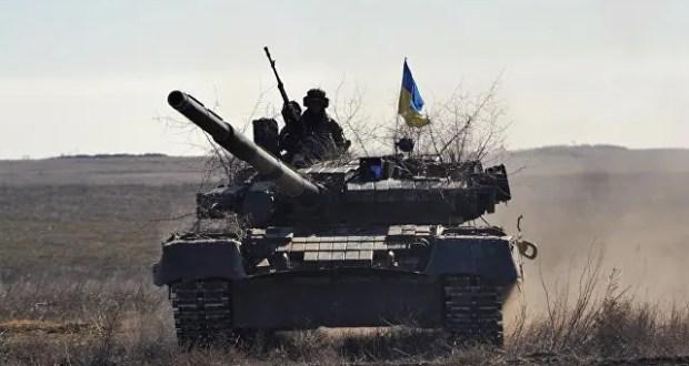 Украина готовится к учениям на границе с Крымом
