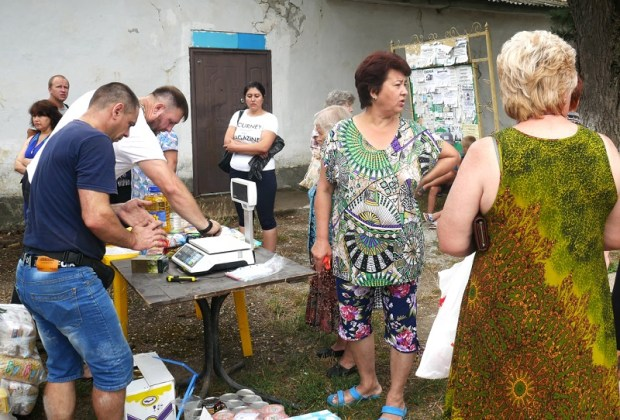 «Доброволец» планирует открыть социальный пункт в Байдарской долине Севастополя