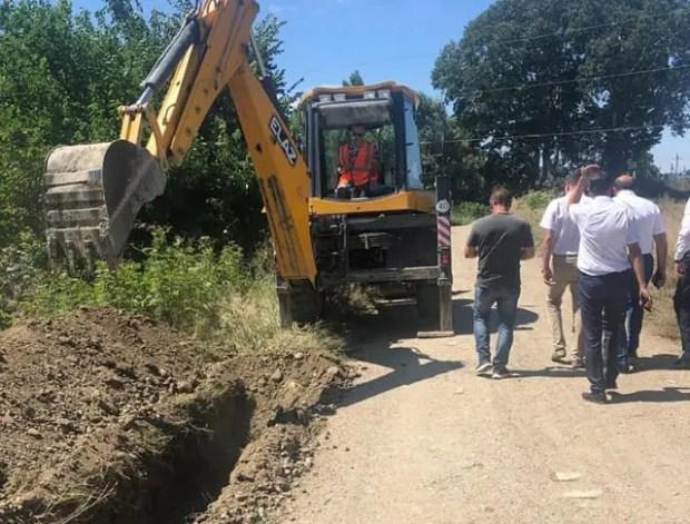 В Богдановке, под Симферополем нет воды. В селе введен режим ЧС