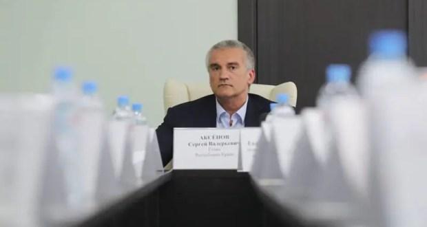 Назван официальный годовой доход Главы Крыма