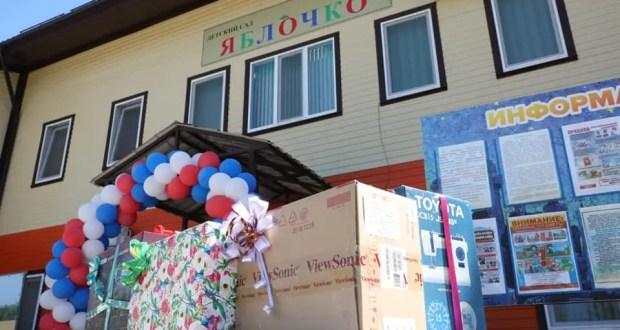 В Красногвардейском районе Крыма открыли два новых детских сада