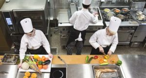 Оборудование для столовой: какая техника должна стоят на службе у поваров