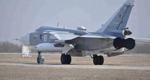 Морская авиация Черноморского флота провела учебные полёты с полевого аэродрома