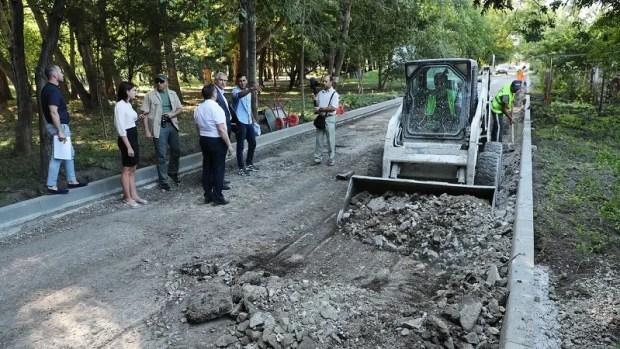 Сергей Аксёнов проверил ряд строительных объектов Симферополя