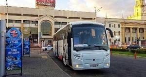 Российские туристы только за один месяц оформили более 10 тысяч «единых билетов» в Крым