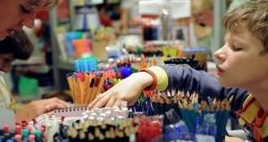 Где именно в Крыму организованы школьные ярмарки