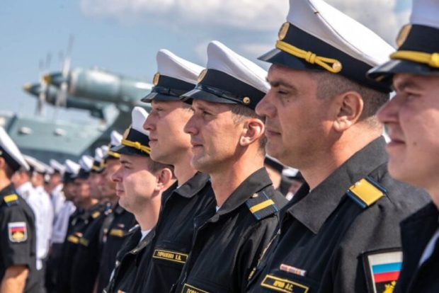 В Севастополе отпраздновали День Военно-Воздушных сил России