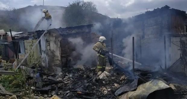 23 пожара за одни сутки в Крыму. Многовато будет