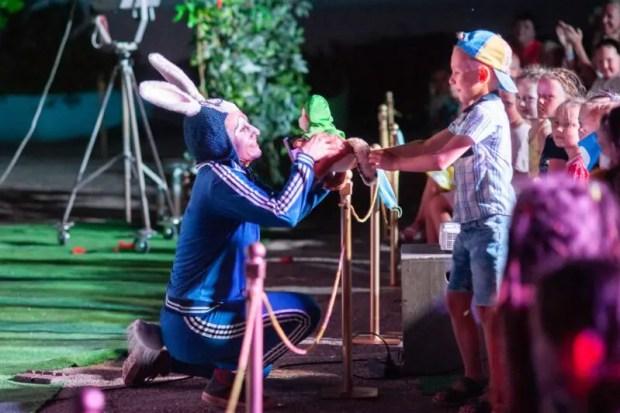 Крымский ТЮЗ открыл 34 театральный сезон. В новом формате