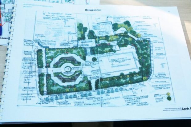 В Севастополе решают, каким будет сквер Петра и Павла