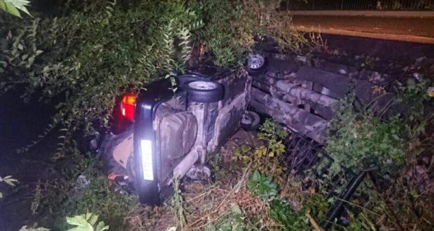Вечернее ДТП на симферопольской объездной трассе – трое пострадавших