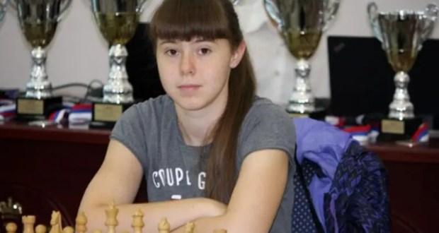 Маргарита Потапова из Керчи - победитель Всемирной шахматной Олимпиады