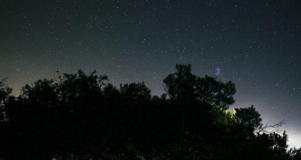 Беседка «Звездопад воспоминаний» в Коктебеле - среди лучших мест для астротуризма в России