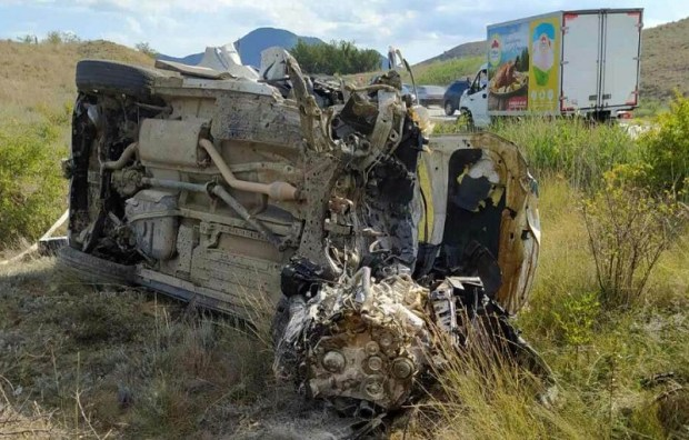 ДТП близ поселка Коктебель – трое пострадавших