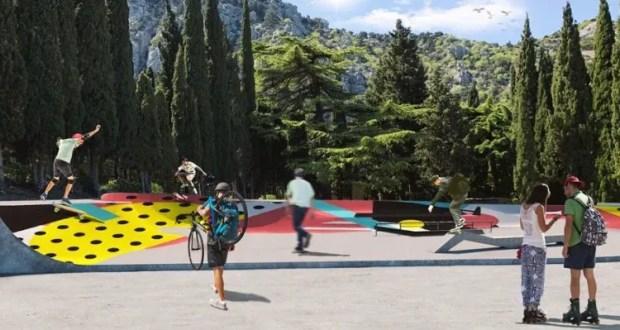 В Симеизе построят скейт-парк. Нужен он или нет? - власти задают вопрос ялтинца