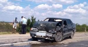 За неделю на дорогах Крыма погибли 12 человек, 49 - получили травмы