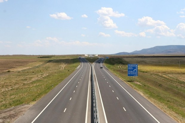 """Скорость на трассе """"Таврида"""" в Крыму повысят до 110 км/ч… Но не сейчас"""